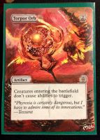 Altered Magic the Gathering Card by Purple-Pencil