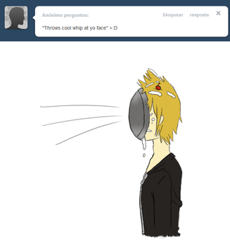 Ask Roxas 2 by MarquesD