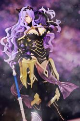 The beautiful princess of Nohr by Awesomealexis1