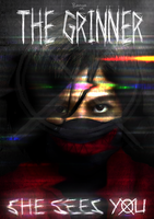 The Grinner - She Sees You by IamRanya