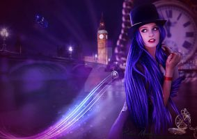 Time Travel by Renata-s-art