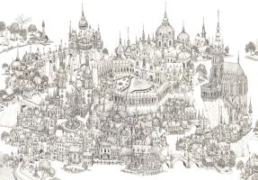 The Imperial city by The-Bells-of-Luin