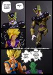 Cell vs Gohan Part 5 - p1 by SUnicron