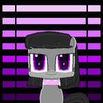 The Cello Queen Octavia Melody (pixel art) by SuperHyperSonic2000