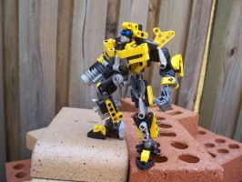 ROTF Bumblebee by 4450
