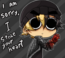 Sorry by julif-art