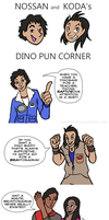 Dino Charge/Kyoryuger - Go Go Punner Rangers by HappyAggro