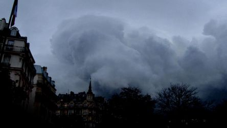 Gigantic clouds by Little-Endian