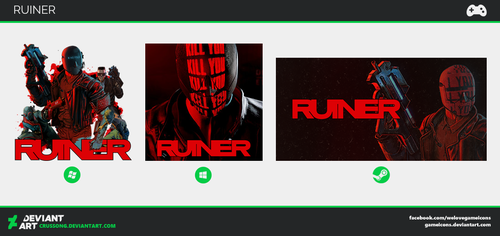 RUINER - Icon by Crussong