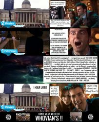 Doctor Who - The Doctor is angry with WatchMojo UK by DoctorWhoOne