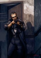 punisher by AndreaMeloni