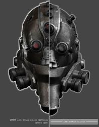 mask by 3d41andi