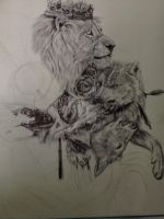 Game of Thrones - WIP by savannahrcb