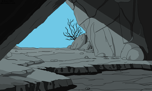 Referenced Lion King Background 3 by Kari-1994