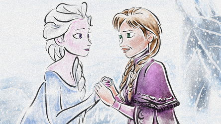 Frozen - I Love you by Weischede