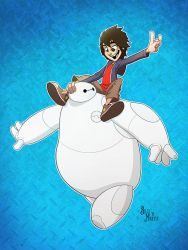 Baymax You Rock by Bloodzilla-Billy