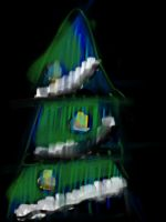 Sketch a Christmas Tree by Lott-3