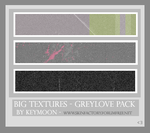 Greylove - Big Textures Pack by KeyMoon