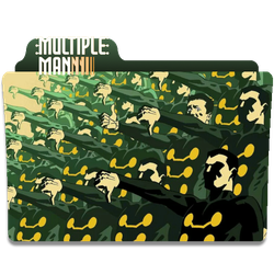 Multiple Man by DCTrad