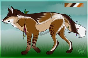 .:Tribal Canine Auction:. CLOSED by Ikuzim