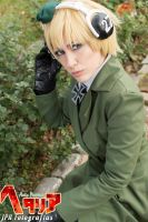 APH COSPLAY: GERMANY by AngelGabrielWolff