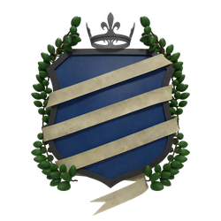 Crest with some basic materials. by kbmxpxfan
