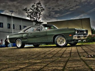 1969 dodge superbee by AmericanMuscle