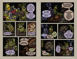 FNAF4 Comic - House Party - Page 37 - 12-1-16 by Mattartist25