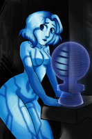 EDI and cortana by ronnie92