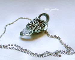 Silver lights by Tuile-jewellery