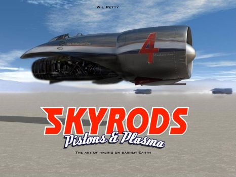 Skyrods by WilPetty