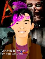 JamesWan by FeoAmante
