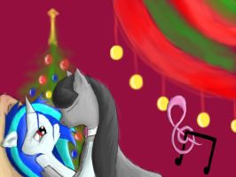 Christmas Spirit by Manearion