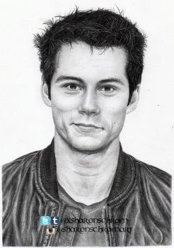 Dylan O'Brien by Sharsel