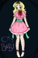 Ghost/Cp oc : Cry baby by Dreammer-Bey