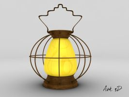 Lantern Icon by PouickyTheDuck