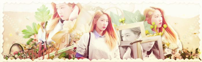Happy Day - #Kim Taeyeon by kypaok