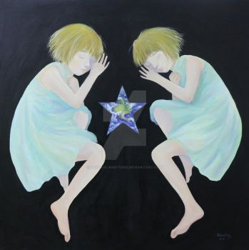 Star of parallel worlds by LuGuanLingSTUDIO