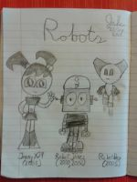 Three Robots by jakelsm