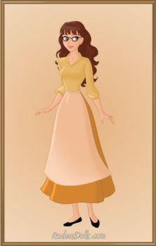 Kayla in Beauty and the Beast by kaybugg1