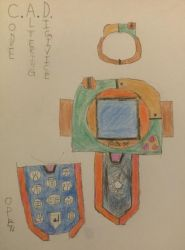 My digivice by skyking96