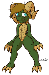 Commission: Val by Nephrited