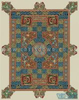 Lindisfarne Carpet Page by Dysis23A