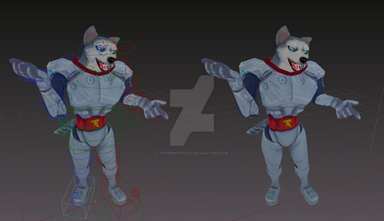 Exile rig adjustments by ThereminStudio