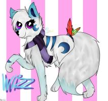 Wizz(art trade) by wolfdrawing2