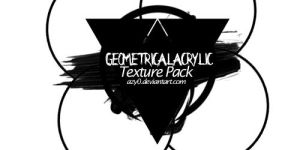 Texture Pack #3 - Geometricalacrylic by azy0