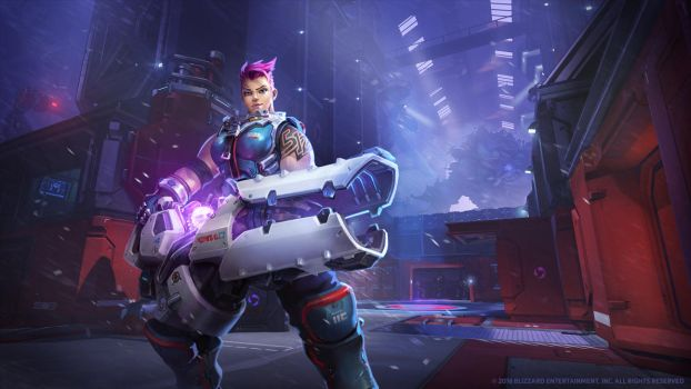 Zarya, Defender of Russia by Mr--Jack