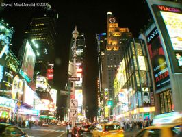 New York Times square by ilyas13