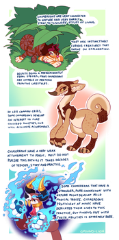Chimereon Lore 1 by ground-lion