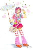 Decora girl by Teiyla